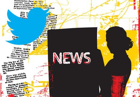 Twitter als bron van informatie | Mediawijsheid in het VO | Scoop.it
