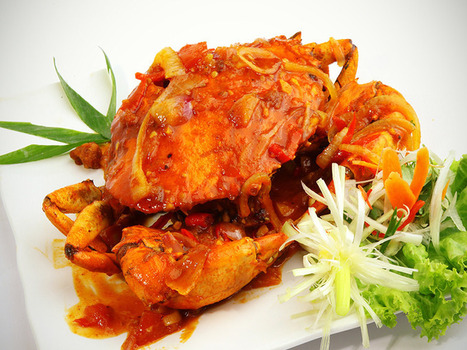 Oyster Sauce Recipes Delicious Crabs | Authentic Indonesian Food | Scoop.it