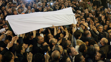 Thousands gather in Damascus for funeral of assassinated Syrian cleric (VIDEO) — RT News | Global politics | Scoop.it