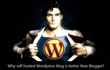 Why self hosted Wordpress is better than Blogger   Bbroy   Scoop.it