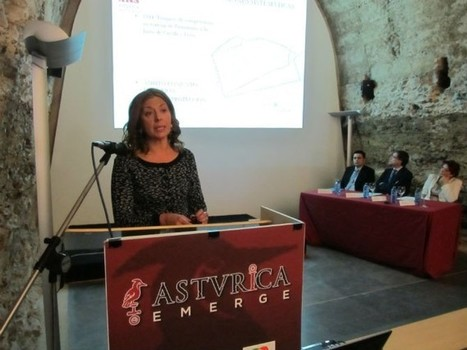 Asturica Augusta emerge del subsuelo para la tablet y el móvil   Enseñar Geografía e Historia en Secundaria   Scoop.it