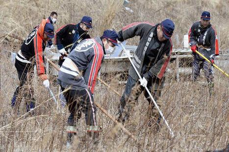 Où sont les déchets de Fukushima? | Japan Tsunami | Scoop.it