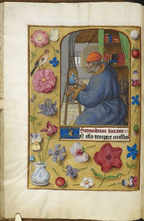 The Mystery of the Hours of Joanna the Mad - Medieval and Earlier Manuscripts | Special Collections Librarianship | Scoop.it