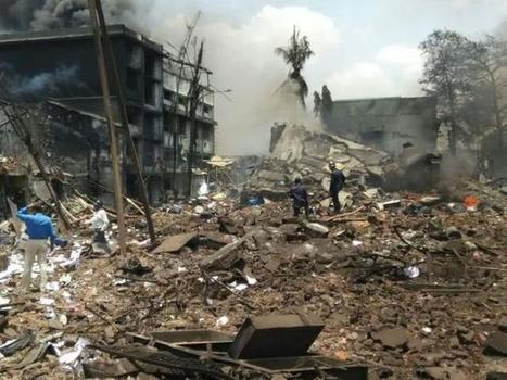 At least three feared dead in chemical factory explosion in Dombivali | CBRNe | Scoop.it