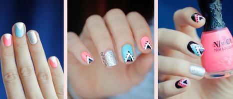 Evolution d'un nail art suivant votre degré de patience… | PSHIIIT | Prothésiste ongulaire  - Formation à distance Educatel | Scoop.it