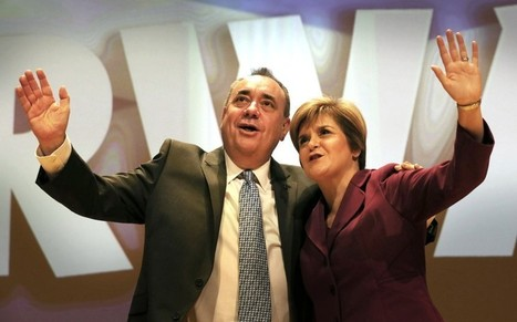 Nicola Sturgeon: Scottish independence less risky than remaining part of UK   My Scotland   Scoop.it