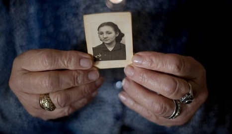 Telling Personal Stories From the Holocaust Makes History Come Alive | Holocaust Education | Scoop.it