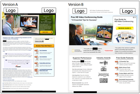 3 Must-Dos For Landing Page Testing | Social Marketing | Scoop.it