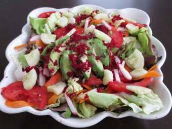 A Delicious Salad! | AppendMe - The Social Network | Scoop.it