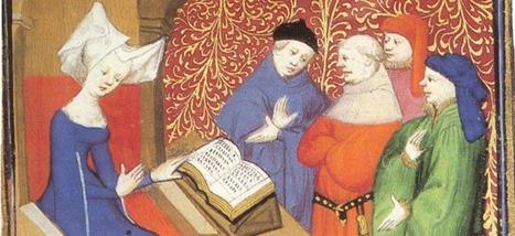 Au Moyen Âge, l'écriture sur écorce comme un message d'espoir | Florilège médiéval | Scoop.it