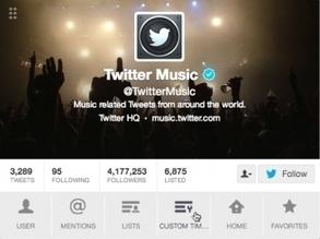 Twitter lance les Timelines personnalisables | Réseaux sociaux, e-réputation et communication | Scoop.it