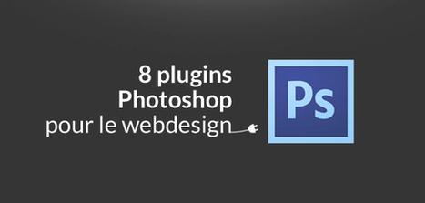 8 plugins Photoshop pour le webdesign | WebdesignerTrends - Ressources utiles pour le webdesign, actus du web, sélection de sites et de tutoriels | Graphisme, Web & Technologie | Scoop.it