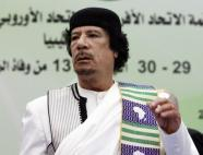 AFP: Kadhafi backs Tunisia revolt, slams foreign interference | Coveting Freedom | Scoop.it