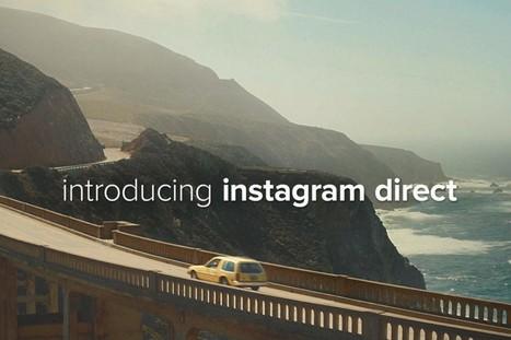 (Vidéo) Instagram présente son nouveau service : Instagram Direct | What's up in Social Media? | Scoop.it