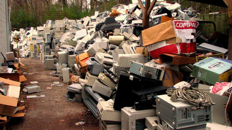 Smarter Product Design Could Help Reduce E-Waste   Marketing + innovation + IT   Scoop.it