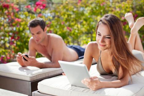 Vacances connectées : le tourisme à l'heure du web social | Tourisme augmenté | Scoop.it