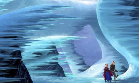 A mountaineer on the wintry princesses of Frozen - The Guardian   Himalaya Trekking   Scoop.it