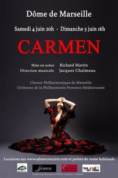 Carmen, la gitane la plus célèbre de l'opéra | Communiquaction | Communiquaction News | Scoop.it