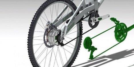 Variapower, un variateur mécanique innovant pour l'industrie, l'éolien et même les VTT | Vous avez dit Innovation ? | Scoop.it