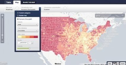 Data journalism, i migliori strumenti per trasformare i dati in notizia   scrivere   Scoop.it