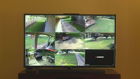 Security systems help protect your home, provide police with evidence | surveillance cameras | Scoop.it