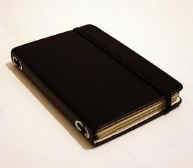 DIY Notebook for Midori Traveler's Passport-size Notebook refill | Stationery | Scoop.it