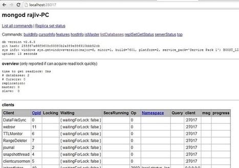 Node.js introduction using MEAN stack with WebMatrix - CodeProject   javascript node.js   Scoop.it