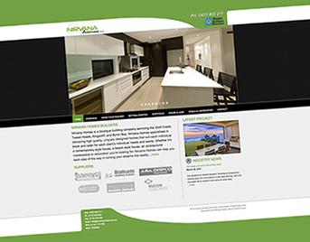 Nirvana Homes Website - Webfeet Design | Nirvana Homes Website | Scoop.it