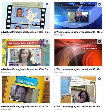edWeb.net - Registration | Teacher Librarians: Networking and Professional Development. | Scoop.it