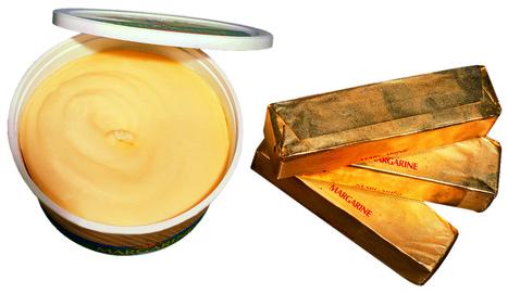 ¿Mantequilla o margarina?, cuestión de salud | Mantequilla | Scoop.it