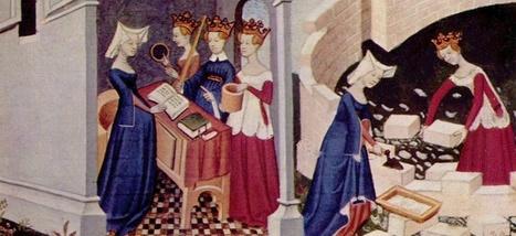 Au Moyen Âge les femmes travaillaient et personne ne leur demandait «Qui va garder les enfants?» | Monde médiéval | Scoop.it