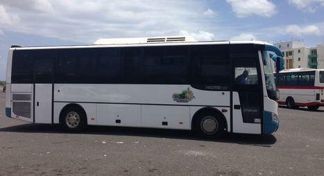39 transport routier de voyageurs 39 in revue politique guadeloupe. Black Bedroom Furniture Sets. Home Design Ideas