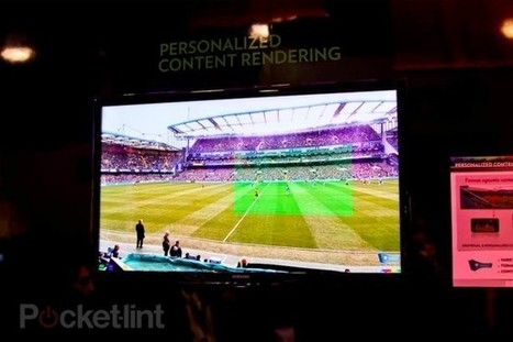 Technicolor concept brings the stadium to your sofa | Video Breakthroughs | Scoop.it