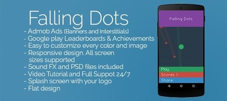 Buy Falling Dots Full Games For Android   Chupamobile.com   android source code   Scoop.it