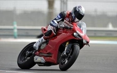 Bayliss back on Panigale WSBK | Ducati news | Scoop.it