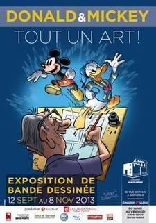 Une exposition BD autour de Disney - aVoir-aLire | Veille sélection art | Scoop.it