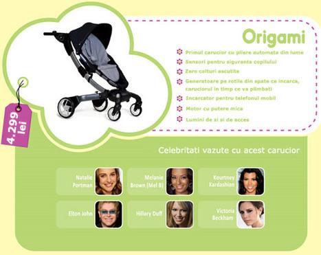 Noua generatie de carucioare copii Origami 4MOMS, alegerea perfecta pentru plimbari de poveste | Carucioare pentru copii sau carucioare de bebelusi? -Elfbebe.ro | Scoop.it