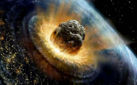 9 Terrifyingly Awesome Facts About Asteroids | Prozac Moments | Scoop.it