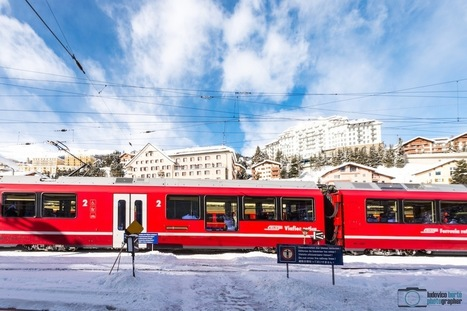 Swiss Alps Bernina Express – video post | Unique local spots, local flavours and local stories of Europe | Scoop.it