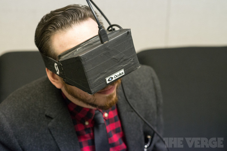 Immerse yourself in fear: how Oculus Rift could change horror games   Virtual Reality   Scoop.it