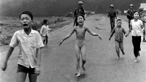 Habla la niña de la icónica fotografía de Vietnam más de cuarenta años después | Historia del Mundo Contemporáneo | Scoop.it