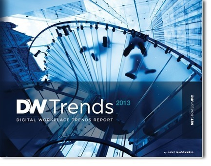 Social Business Report - Digital Workplace Trends 2013 | Social Technology for Business | Scoop.it