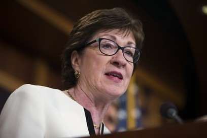 GOP senator Susan Collins: Why I cannot support Trump | enjoy yourself | Scoop.it