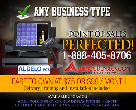 POS Software System on Lease | Website Designing and Development | Scoop.it