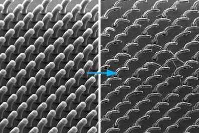 A new way to make microstructured surfaces | Research | Scoop.it