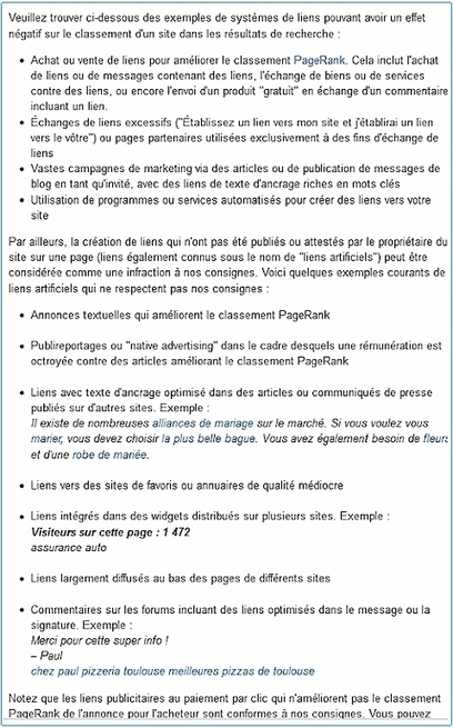 Pourquoi je ne joue plus avec Google > Blog AxeNet | Managing Communities | Scoop.it