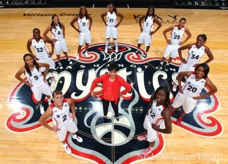 Washington Mystics Set the Standard for Fan Engagement with ... | Open Innovation and Business Intelligence | Scoop.it