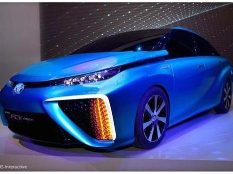 Toyota said to aim for low of $30K for fuel cell vehicle - CNET | The future of transport, and technologies that will influence it within the next decade. | Scoop.it