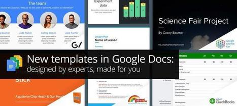Google Docs aims to up its presentation template game | ZDNet | Using Google Drive in the classroom | Scoop.it