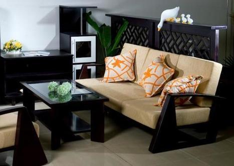 Mẫu bàn ghế gỗ phòng khách | Đồ gỗ nội thất Hà Tây | Scoop.it